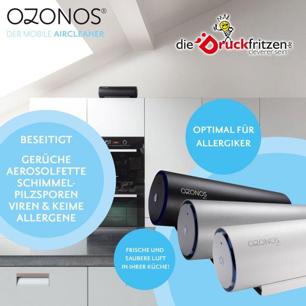 dieDruckfritzen.de - Luftreinigungsgerät OZONOS AC-1