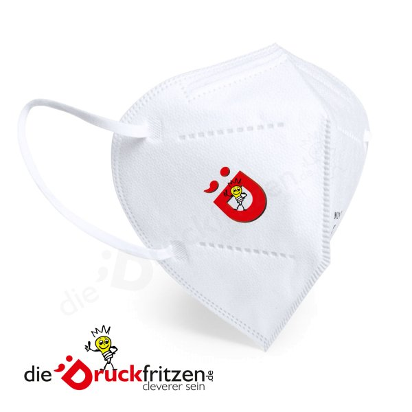 dieDruckfritzen.de - FFP2 - Schutzmaske - MKT - Digitaldruck