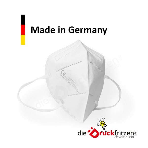dieDruckfritzen.de - FFP2-Maske aus deutscher Produktion