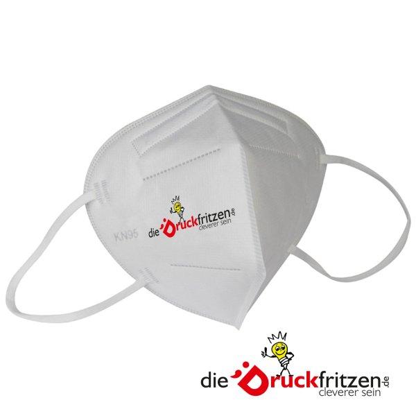dieDruckfritzen.de - KN95 - Schutzmaske - 4farbiger Digitaldruck
