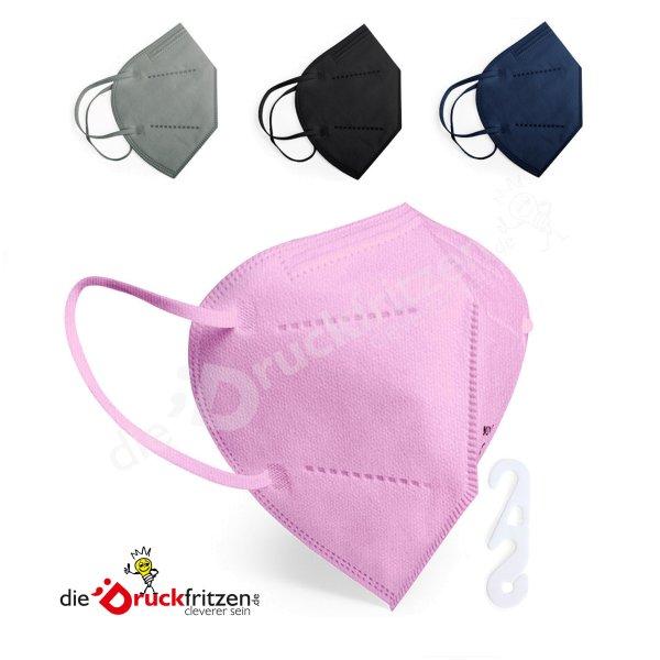 dieDruckfritzen.de - FFP2-Schutzmaske - Bunt