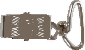 Krokodil-Klemme