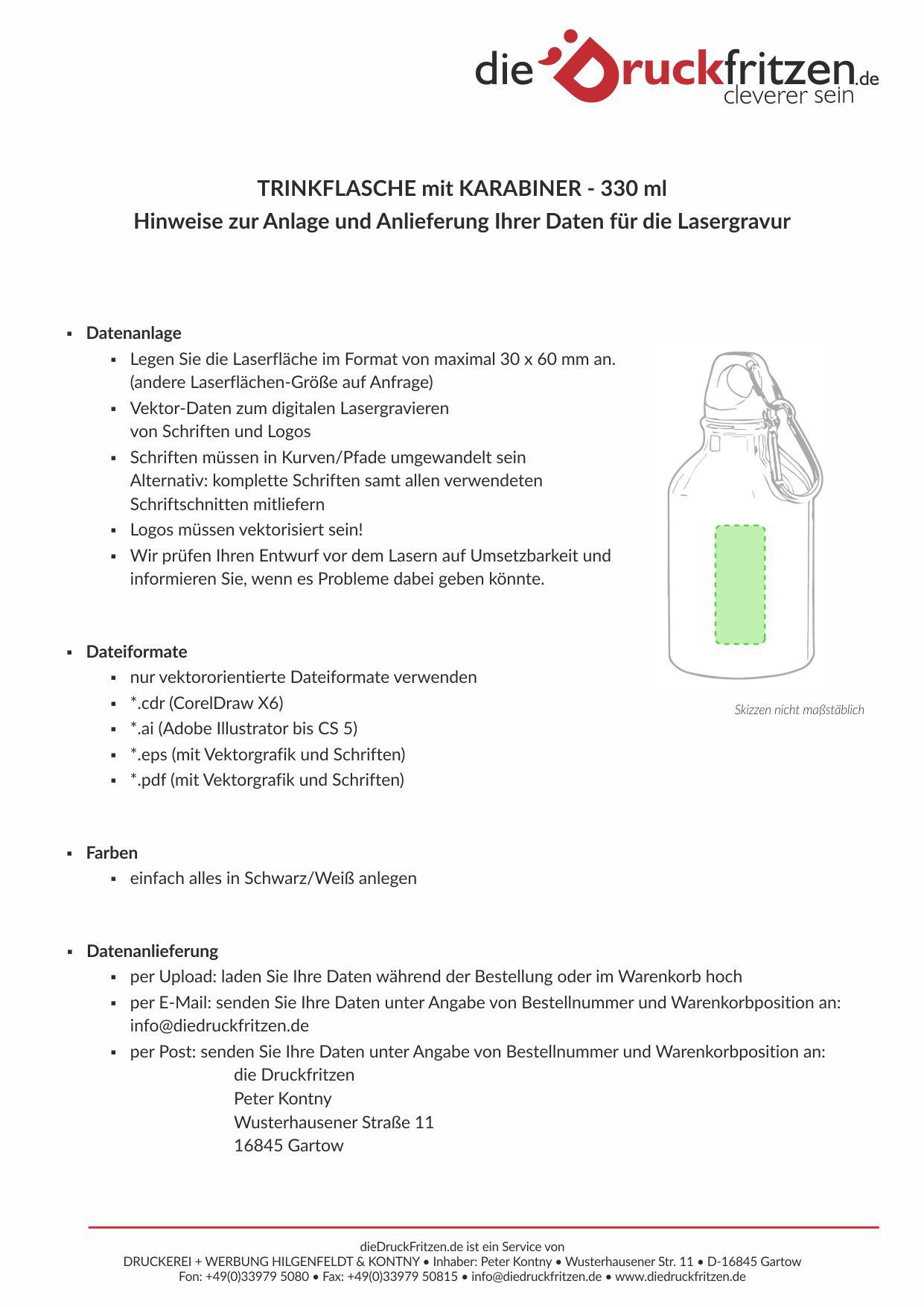 dieDruckfritzen_Datenblatt_Trinkflasche-Karabiner-330ml_Laser
