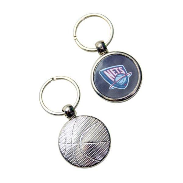 """Schlüsselanhänger """"Basketball"""" aus Metall"""