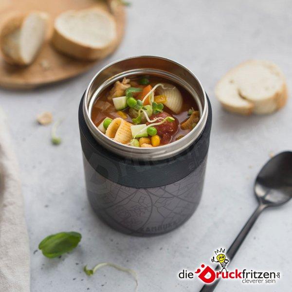 Lebensmittelbehälter KAMBUKKA® BORA - 600 ml