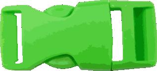 farbiger-Schnappverschluss