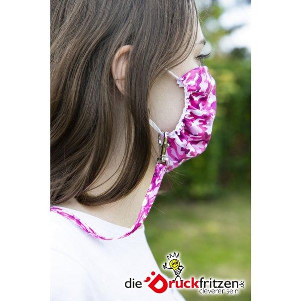 dieDruckfritzen.de - Gesichtsschutzmasken mit Maskenhalter