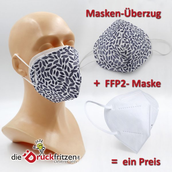 dieDruckfritzen.de - FFP2-Masken inkl. Cover